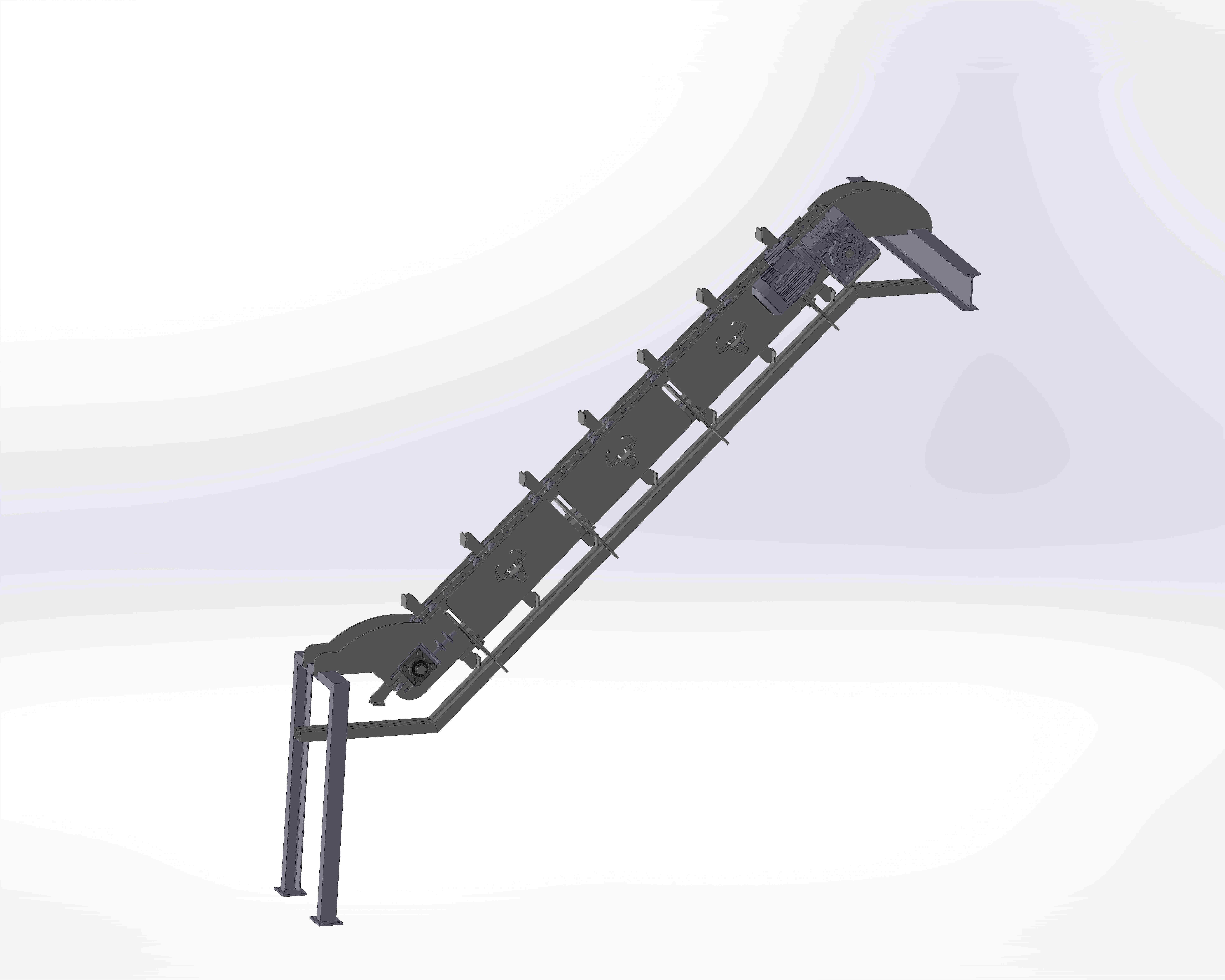 Koyun Kaldırma Elevatörü