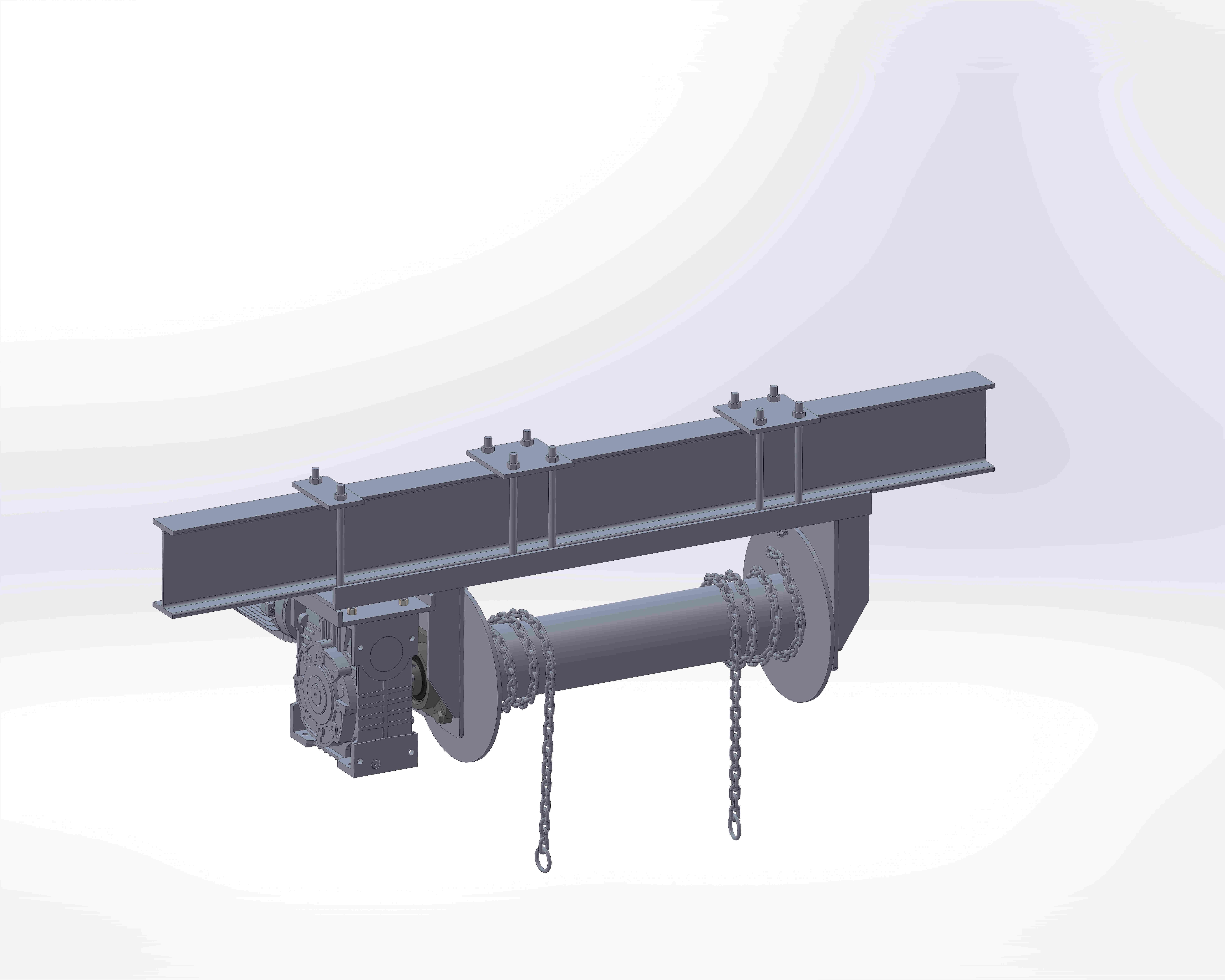 Mekanik Deri Yüzme Makinesi